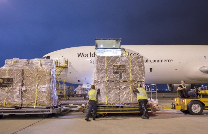 UPS Freight Forwarding