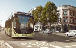 Autobuze electrice Volvo transformate în librării mobile