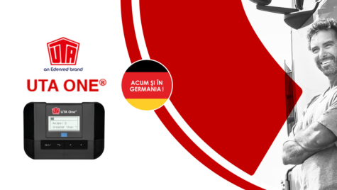 Aparatul UTA One poate fi folosit și în Germania