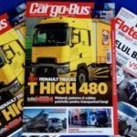 A apărut Cargo&Bus nr. 271, ediția aprilie 2019