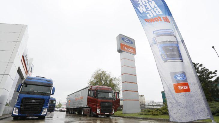 Testați Camionul Anului 2019 la F-MAX Open Days