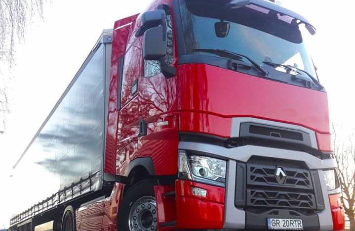 Renault Trucks Optifuel Challenge 2019