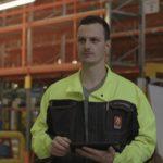 Renault Trucks drone pentru inventarul stocurilor operator