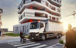 Noi sisteme de siguranță pentru camioanele de construcții Renault