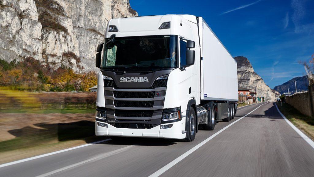 Scania LNG R 410