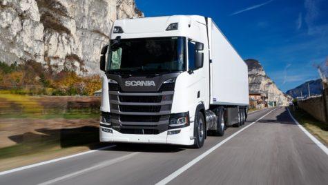 Cea mai mare comandă pentru camioane Scania LNG