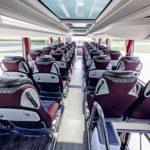 Setra S 531 DT interior pasageri etaj