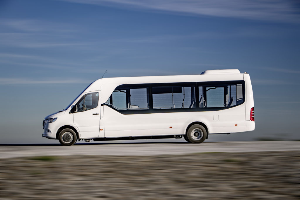 Sprinter City 75 este Minibus of the Year 2019