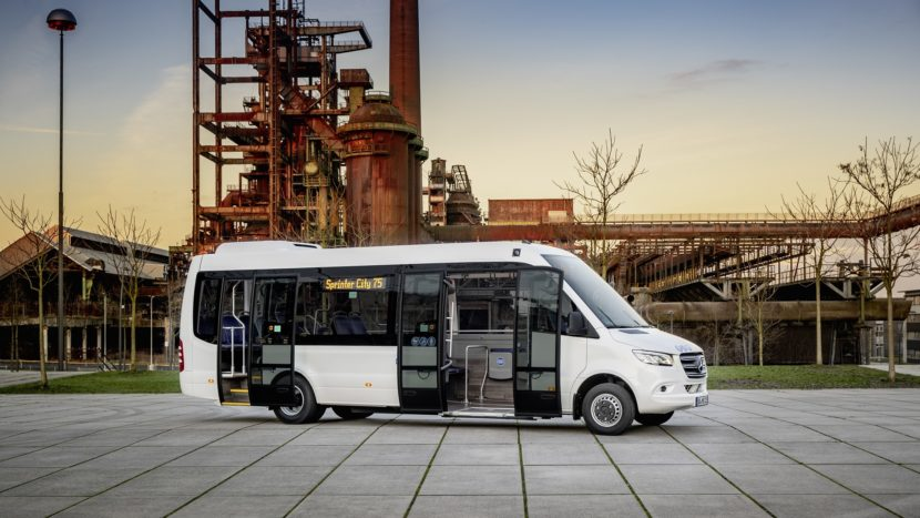 Sprinter City 75 este Minibus of the Year 2019
