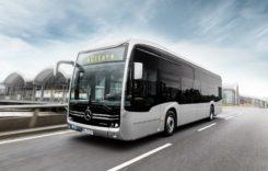 Mercedes-Benz eCitaro cu 12 pachete de baterii