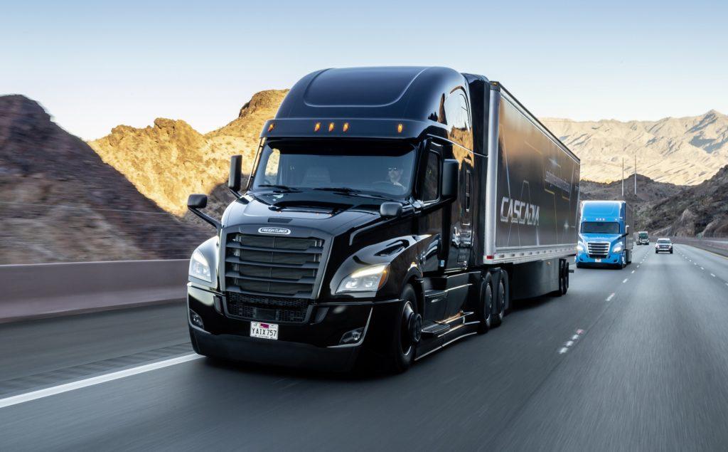 Autonomous Technology Group Daimler Trucks camioane autonome