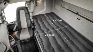 Cabina Volvo Globetrotter XXL pat