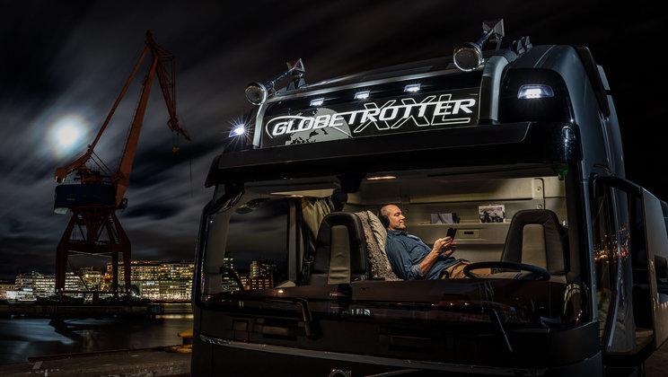 Cabina Volvo Globetrotter XXL
