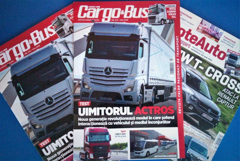Cargo&Bus 272 mai 2019