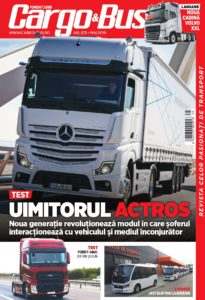 Coperta Cargo&Bus 272 mai 2019