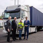 DAF CF Electric pentru Rhenus Logistics