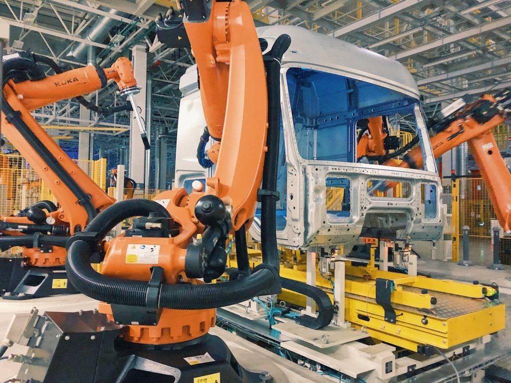 Daimler Trucks fabrică de cabine Rusia