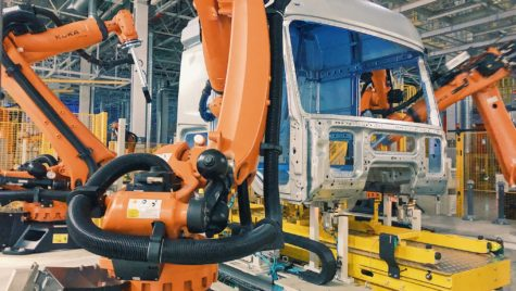 Fabrică de cabine Daimler Trucks în Rusia