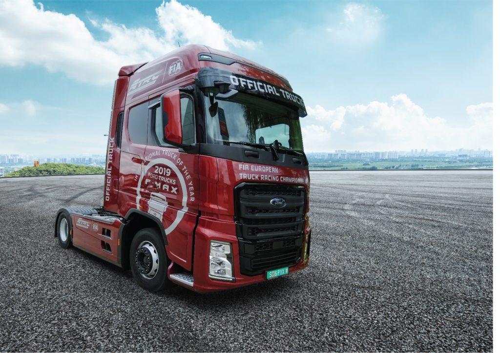 Ford Trucks F-MAX FIA ETRC 2019