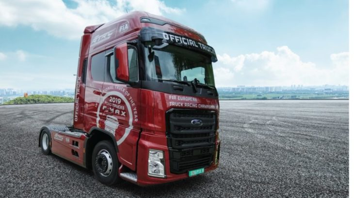Ford Trucks, partener oficial al FIA ETRC 2019