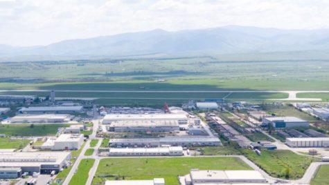 CTPark Sibiu II este gata să își primească primii chiriași