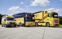 Grupul Daimler se reorganizează