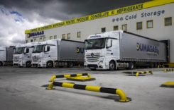 Camioane Mercedes-Benz Actros pentru Dumagas