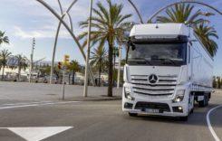 Cât de nou este noul Mercedes-Benz Actros?