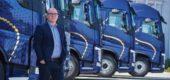 Plan ambițios de extindere a rețelei de service Volvo Trucks