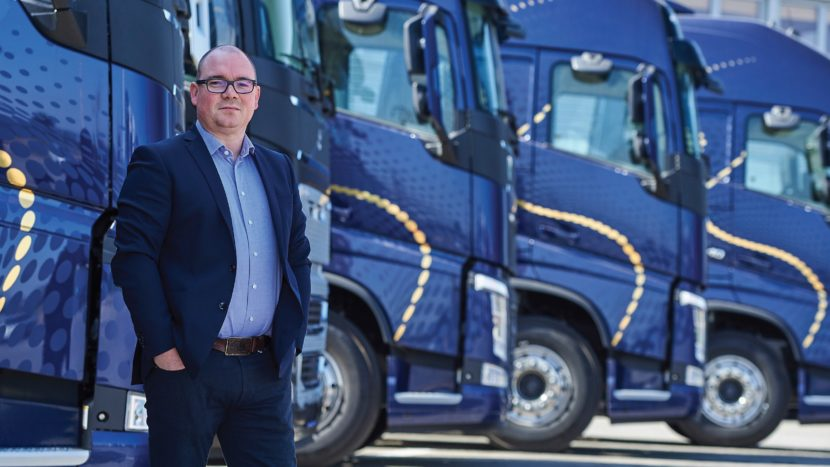 Peter Eriksson extinderea retelei de service Volvo Trucks