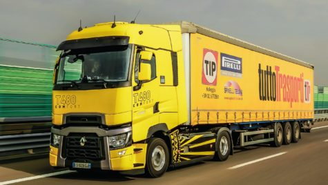 Test Renault Trucks T High 480: Notabil