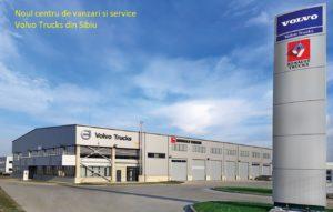 Sibiu centru service Volvo Trucks