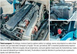 Test DAF XF 480 motor