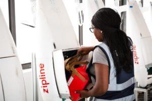 UPS drone medicale Ghana (1)