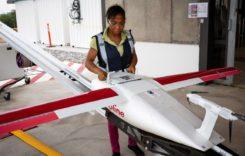 Fundația UPS sprijină livrarea cu drone medicale în Ghana