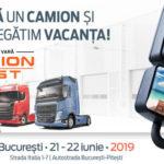Azi începe Camion Fest, ediția de vară 2019