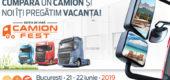Camion Fest, ediția de vară 2019, în perioada 21-22 iunie