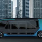 Conceptul Scania NXT bus