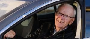 Henrik Olsson proprietar primul camion Scania V8