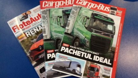 A apărut Cargo&Bus nr. 273, ediția iunie 2019