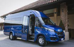 Noua generație Daily Minibus