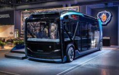 Conceptul NXT de la Scania este viitorul mobilității urbane