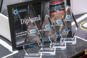 Câștigătorii etapei naționale TechMasters