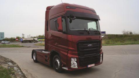 Test Ford Trucks F-MAX: Camionul poporului