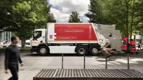 Renault a livrat primul camion electric D Wide Z.E.