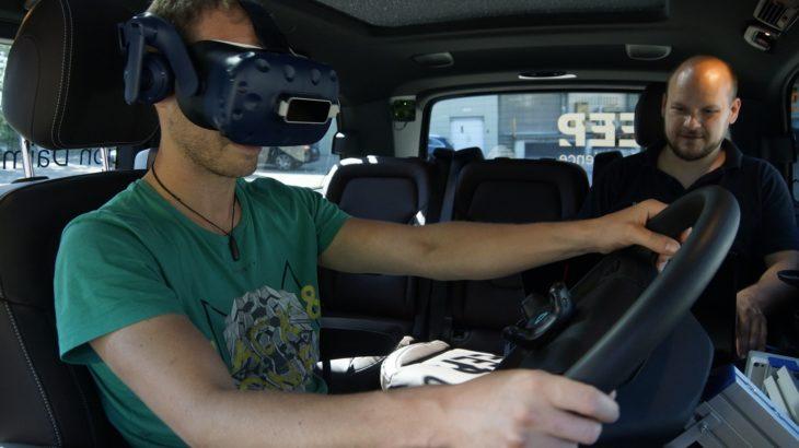 Simulator mobil pentru testarea viitoarelor sisteme digitale