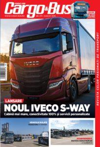 Coperta Cargo&Bus Iulie-August 2019