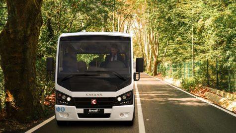 20 de autobuze Karsan Jest pentru Transurb Galați