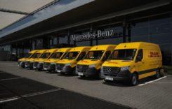 DHL Express România cumpără 118 unități Sprinter