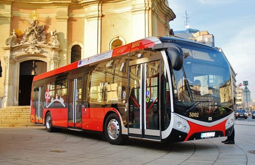 autobuze electrice SOR Brașov